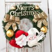 Personalized 40cm Christmas Wreath