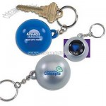 Personalized Answer Ball Mini Magic Key Holder