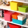 Personalized Colorful Storage Boxes