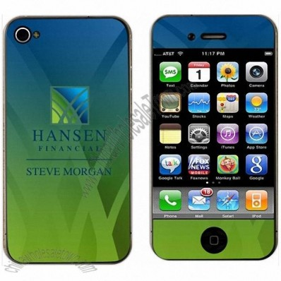 Personalized Custom Logo Cell Phone Skin