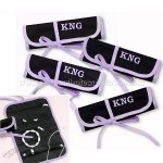 Personalized Jewelry Rolls