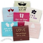 Personalized Matchbooks - Wedding Favors