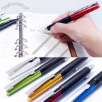 Personalized Metal Clip Ballpoint Pen