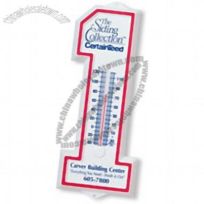 Personalized Number One Thermometer