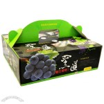 Personalized Paper Fruit Packaging Box
