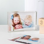 Personalized Photo Glass Block