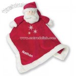 Personalized Santa Baby Blanket