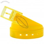 Personalized Silicone Belt
