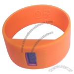 Personalized Silicone Bracelet Watch