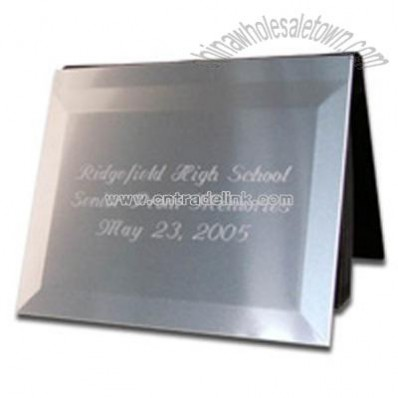 Personalized Silver Photo Album