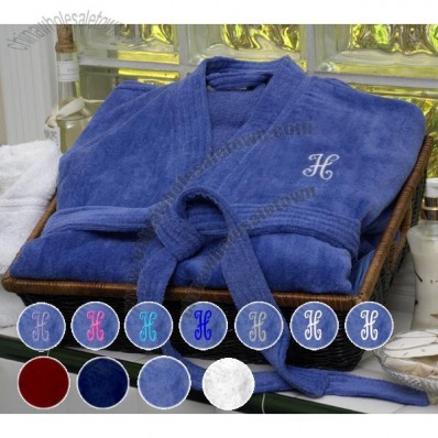 Personalized Velour Comfort Robe