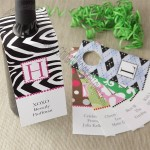 Personalized Wine Bottle Tags