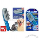 Pet Groom Pro Self-Cleaning Pet Brush