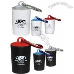 Pet Trash Bag Container with Carabiner