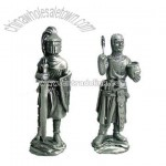 Pewter Soldier