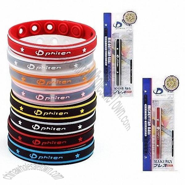 WHOLESALE SILICONE BANDS | FUNDRAISING WRISTBANDS