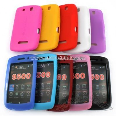 Phone Silicone Case for Blackberry 9500