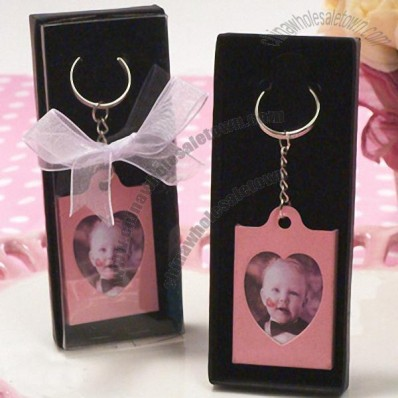 Photo Frame Keychains