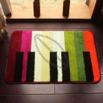 Piano Bathroom Doormat