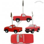 Pick Up Truck Stress Ball Memo Holder