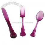 Picnic Cutlery Set of 12 - Pink