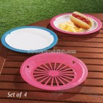 Picnic Plate Holders
