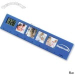 Picture Frame Ruler with Clock