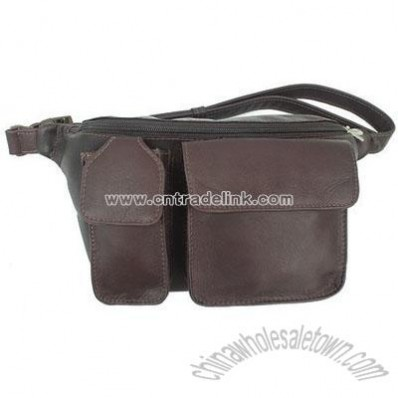 Piel Waist Bag with Phone Pocket