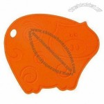 Pig Shaped Heat-proof Silicone Coaster