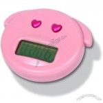 Pig Shaped Pedometer
