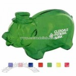 Pig shape bank