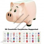 Piggy Digital Counter Money Coin Bank