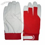 Pigskin Leather Driving Gloves