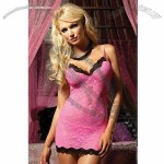 Pink Intimate Chemise