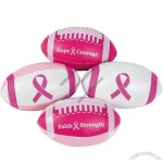 Pink Ribbon Footballs