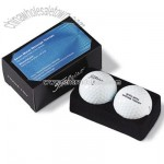 Pinnacle Gold FX Soft 2-Ball Business Card Pack