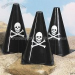 Pirate Traffic Cones
