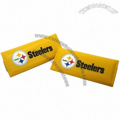 Pittsburgh Steelers Nfl Luggage Spotter Id Handle Grip