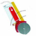 Pizza Cutter with ABS Plastic Handle 9.3 x 3.8 x 1.2-inch