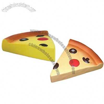 Pizza Slice Stress Balls