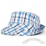 Plaid Budora hat