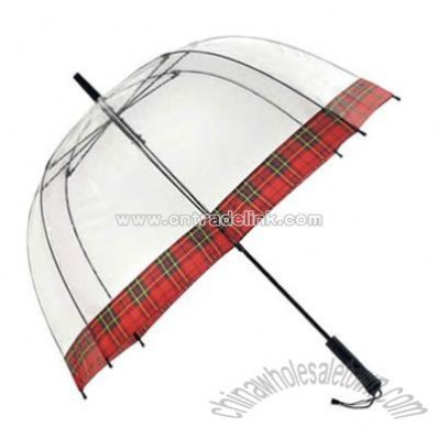 Clear/PVC Umbrellas - Umbrellas to buy online from Simply Umbrellas