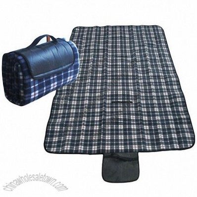Plaid lunch mat