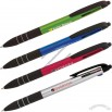 Plastic 4-in-1 Color Ballpoint Pen