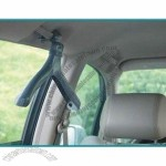 Plastic Car Clothes Rack, Portable to Use