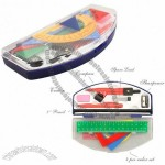 Plastic Compass, Divider Maths Set