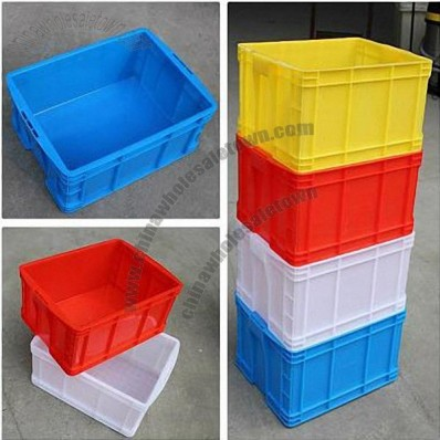 Plastic Crate, Turnover Box