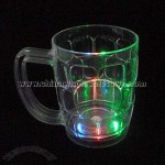 Plastic Flashing Beer Cup
