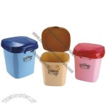 Plastic Food Rice Storage Container