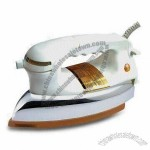 Plastic Handle Electric Iron
